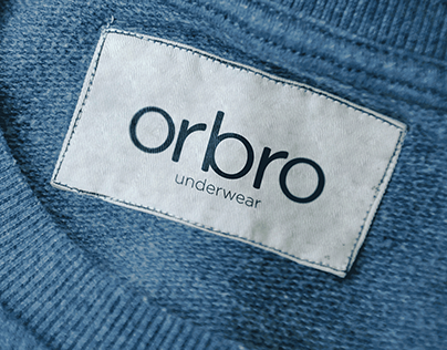 Brand Identity for Orbro Underwear (the process)