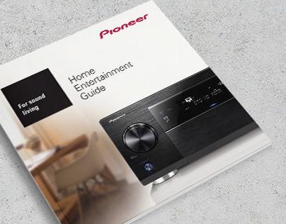 Pioneer Europe Brochure