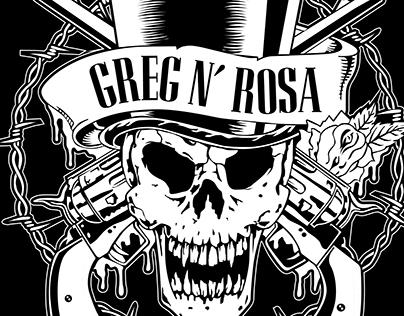 Greg N' Rosa