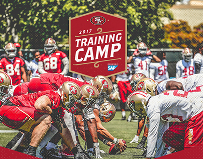 2017 49ers Training Camp and Open Practice