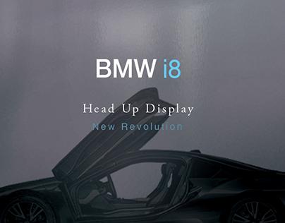 BMW I8 HUD