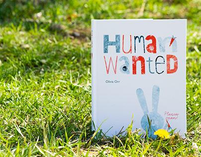 Human Wanted — Children's Book