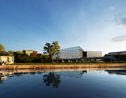 CGI;Nordea's Danish Headquarters