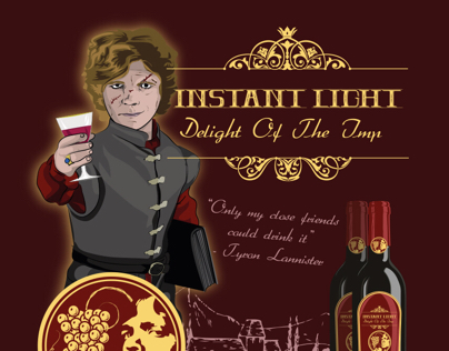 Tyrion Lannister Wine