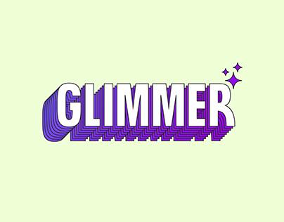 Glimmer Brand Identity