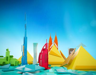 Touristic Monuments