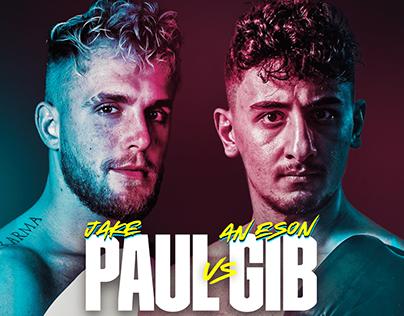 Jake Paul vs. AnEsonGib