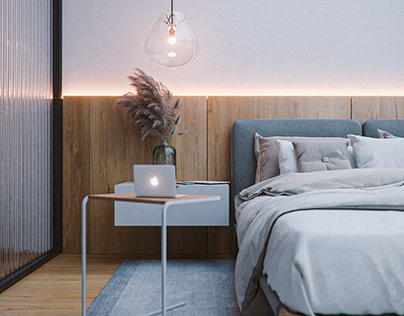 Bedroom01 - Render Brabo
