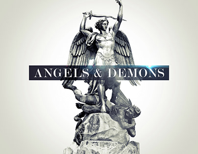 Angels & Demons Cover Art and Promo