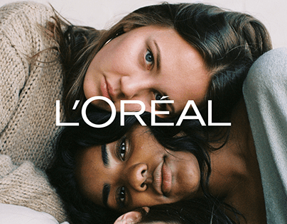 L'Oreal — Corporate website