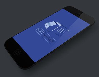 DocHauler - App Logo
