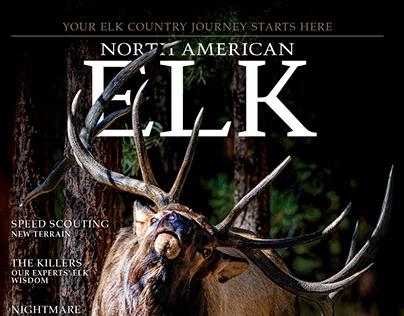 North American Elk magazine 2020