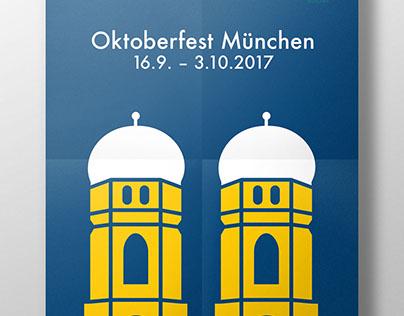 Oktoberfest – Plakatentwurf