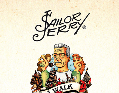 Sailor Jerry - A Walk on the Wild Side