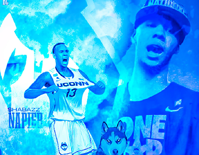 Shabazz Napier Graphic
