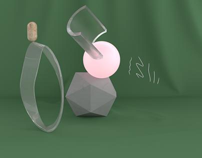 3D Art, 2020