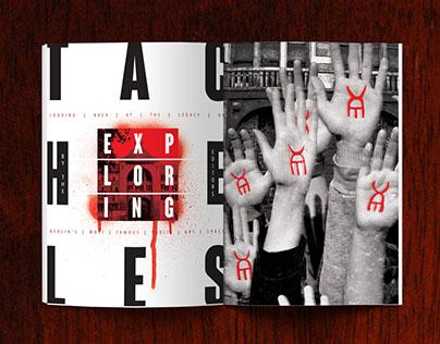 Editorial Design: TACHELES (SPD)