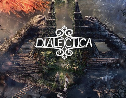 Methaphysical Axis of Dialectica | personal 3D project