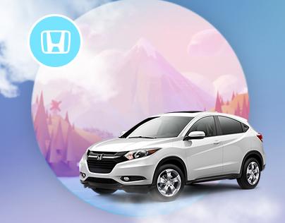 Honda Digital Landscape