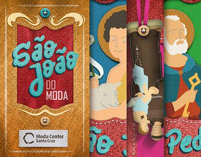 São João do Moda - Moda Center Santa Cruz