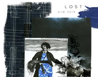 Lost Concept Process Book 2016