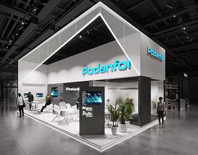 Exhibition stand - Podanfol - IFAT 2019