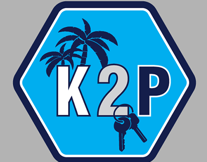 Keys to Paradise - Logo + Web Branding
