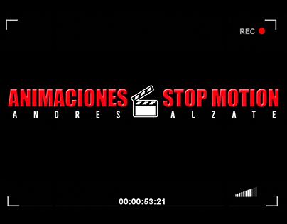 Animaciones & Stop Motion (aprendiz)