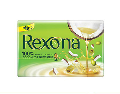 Rexona Branding and Packaging revamp