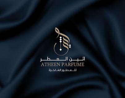 Atheen Perfumes | Brand identity