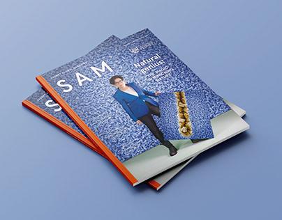 SAM - Sydney Alumni Magazine