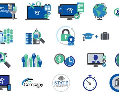 GradLeaders | Custom Icons