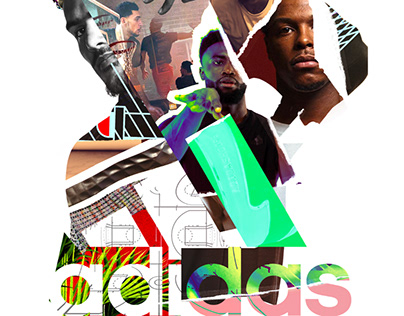 Adidas Abstract T-Shirt Collection