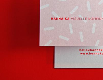 CORPORATE | Hanna Ka Visuelle Kommunikation