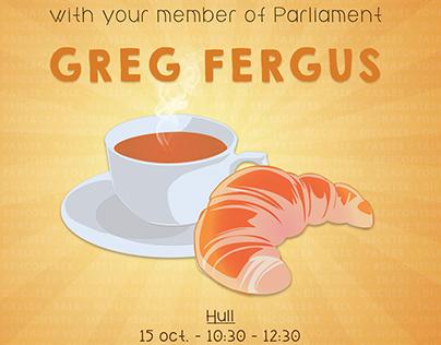 Member of Parliament / Député - Greg Fergus