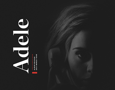 Adele 25 Album Announcement - 2015 / 2016 World Tour
