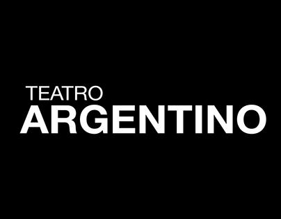Sistema de mediana complejidad | Identidad de teatro.