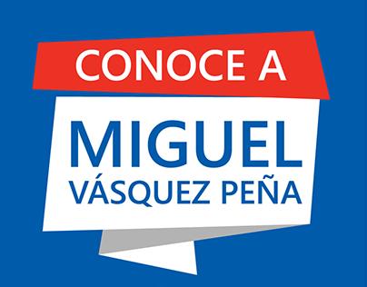 Social Media design - Meetup Miguel Peña