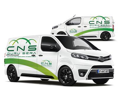 CNS DURU SERA Ramazan KARA Brand & Logo Design