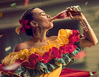 Coca-Cola / Carnaval Barranquilla