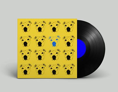 Illustrations for vinyl