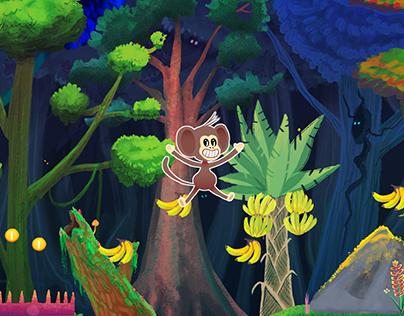 Go Bananas Concept Screenshot