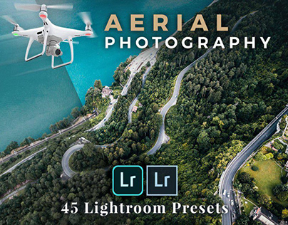 Lightroom Presets Aerial Photography