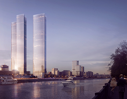 "Premium residential complex ""Capital Towers"""