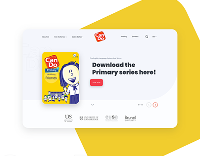 CanDo - English learning books for kids