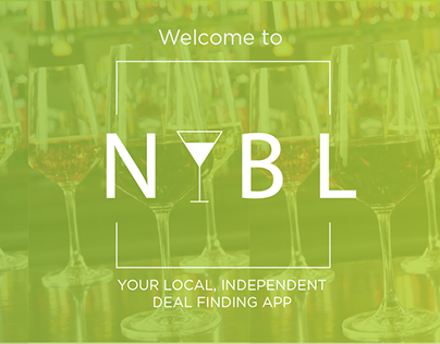 NIBL - Local, Independent Restaurant Deal Finding App