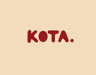 Kota. Web project