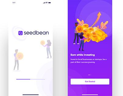 Financial App UI design