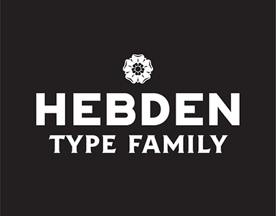 Hebden | Commercial Type Family