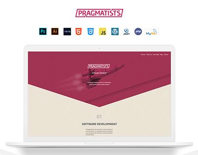 Pragmatists - Website Case Study
